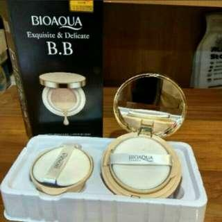 Bb cushion bioaqua + refil 15gr ( sale )