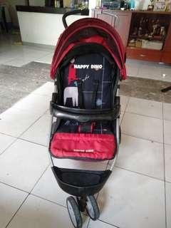 Happy dino stoller (used) REPRICED