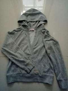 🚚 【香港製】NET灰色帽T(124-134)