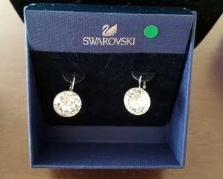 Authentic Swarovski Dangling Earrings