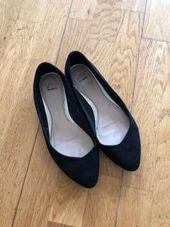 Pull & Bear pointed flats
