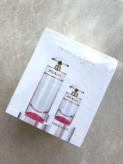 Prada Candy Kiss perfume set 花花之吻香水套裝
