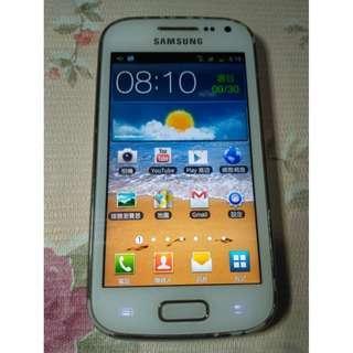 🚚 三星SAMSUNG GALAXY Ace 2 i8160 4吋智慧型手機 3G 4G 皆可用,功能都正常,只賣900元