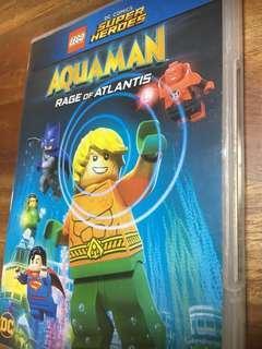 LEGO Dc Super heroes Aquaman Rage Of Atlantis