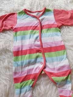 Mothercare Newborn Jumpsuit