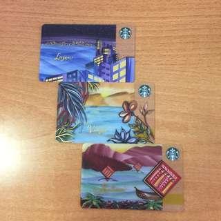 Starbucks Luzon and Visayas Card