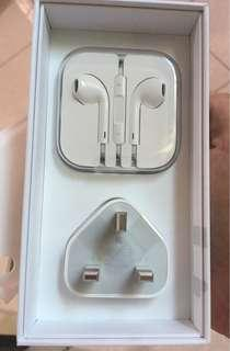 Apple EarPods n pluck