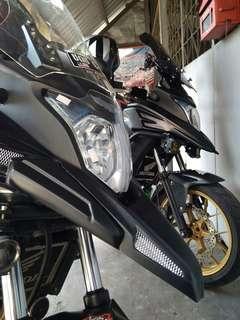 Beak paruh burung Honda cb500x 14-16