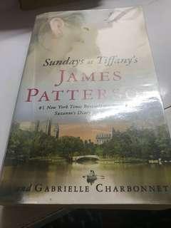 James Patterson's Sunday's at Tiffany's