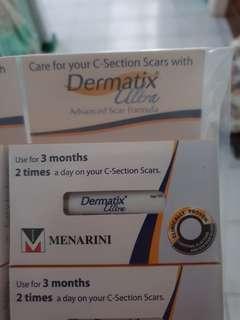 Brand New Dermatix Ultra Scar Remover
