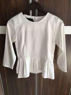 Zaskia sungkar blouse