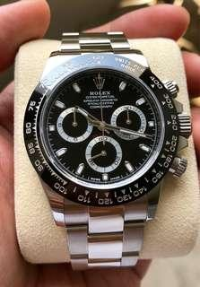 [Sale] - Rolex Daytona 116500LN Black