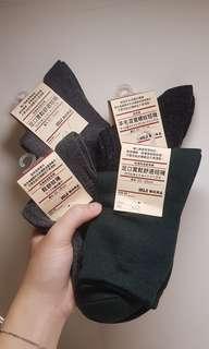 全新 無印良品短襪