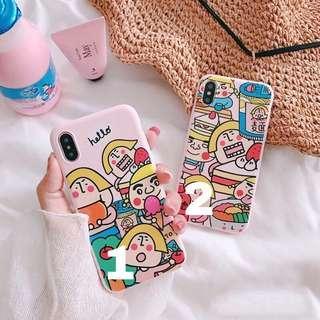 Cute cartoon case