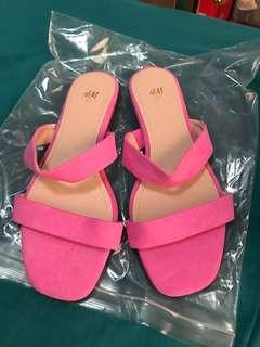 H&M sandals brand new without tag size 37