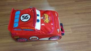 CARS kids Luggage travelling bag