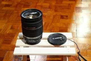 Canon 18-200mm IS f/3.5-5.6 walkaround lens