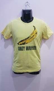 Uniqlo x Andy Warhol T-Shirt