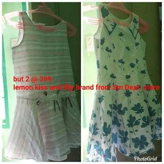 Dress for 3 to 5 yrs old