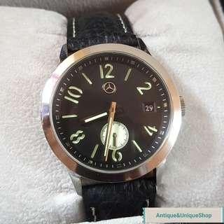 Mercedes benz watch sub second super ganteng