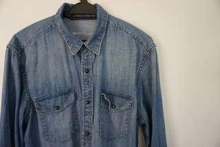 GAP Denim Shirt (L)