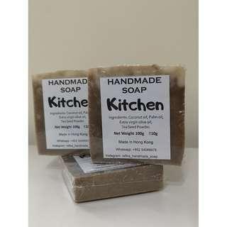 茶籽家事皂 Kitchen Soap 😃
