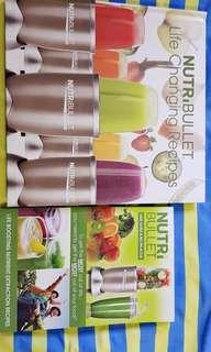 Nutribullet health recipe book