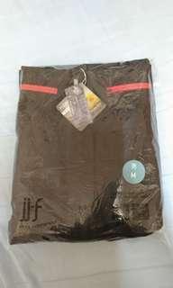 宸藝 JJF 男款 質感機能 防雨風衣外套 M號