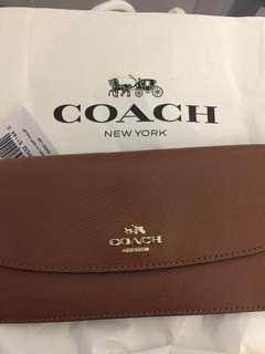 Coach Wallet 銀包 長銀包
