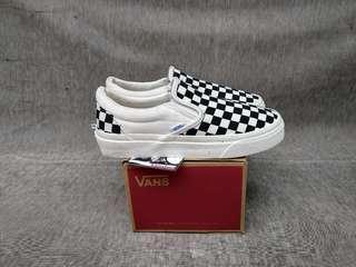 Vans Slip-On OG Vault Chexkerboard Black White
