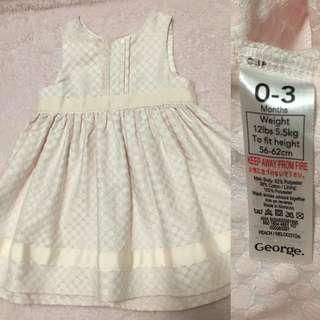 Elegant baby dress
