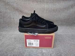 Vans Oldskool All Black