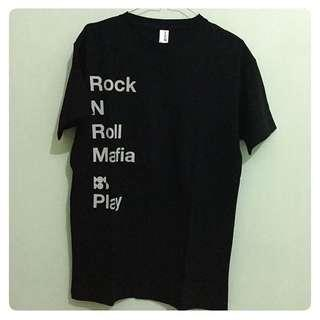 Kaos band & totebag Rock N Roll Mafia - Play EP