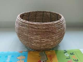 Rattan Basket for newborn photography