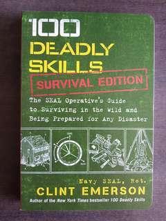100 deadly skills - survival edition