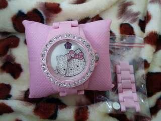 Jam Hello Kitty Swarovski
