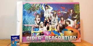 Girls Generation & Cnblue Poster