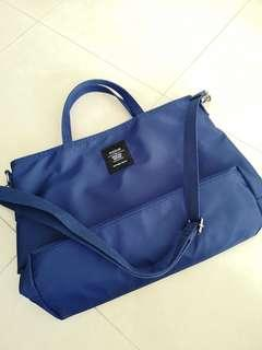 Mizzue Sling Bag + Pouch - Royal Blue
