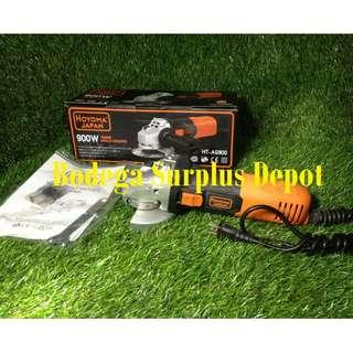 Industrial Angle Grinder 900watts HTAG-900 220volts  Japan
