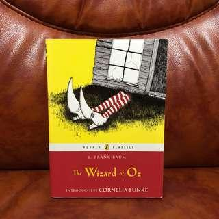 The Wizard of Oz Buku Import Anak
