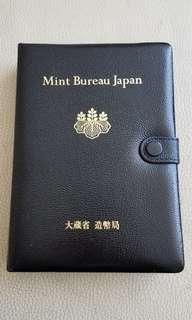 日本大藏省著幣局轉國號平成第一年元年紀念錢幣