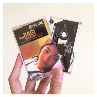 Kaset soundtrack Berbagi Suami