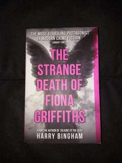 The Strange Death Of Fiona Griffiths  By Harry Bingham