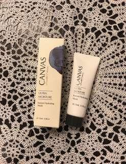 Canvas Ultra Moisture Instant Hydrating Mask 水漾衡肌面膜