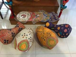 Pre-loved Waxed Paper Lanterns $0.50 New $2.50