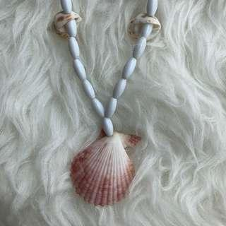 Mermaid Sea Shells Necklace Beach Party