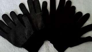4 Pieces Motorbike Gloves