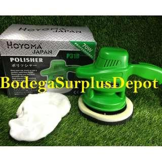 Portable Electric Car Polisher 7inch P318 220volt New New