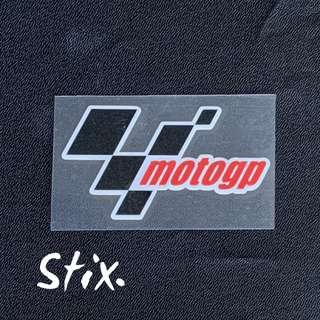 Moto GP Vinyl Cut Sticker
