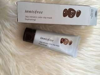 Imnisfree jeju volcanic clay mask color hydrating
